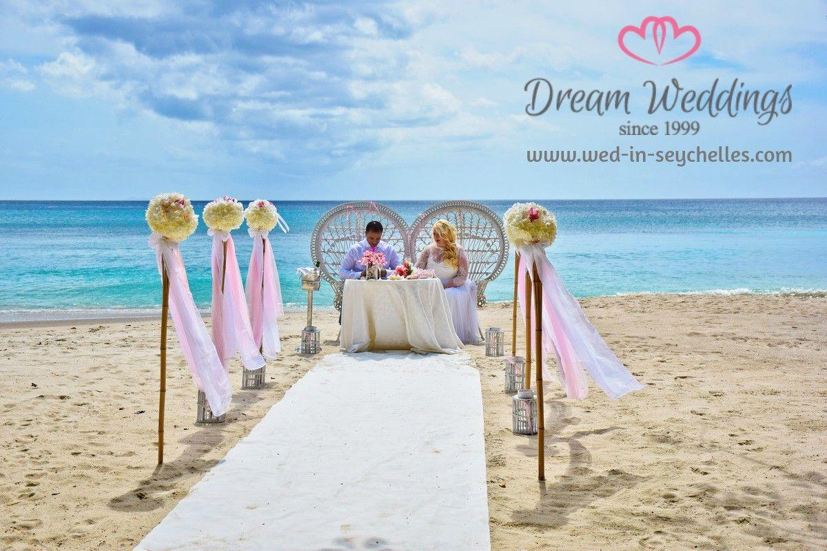 Mahe Tropical Beach Weddings By Marco Pross Dream Honeymoons Seychelles