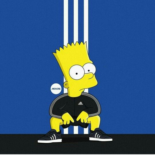 Pin By Feifei Yang On Simpsons Bart Simpson Art Bart Simpson Tumblr Bart Simpson