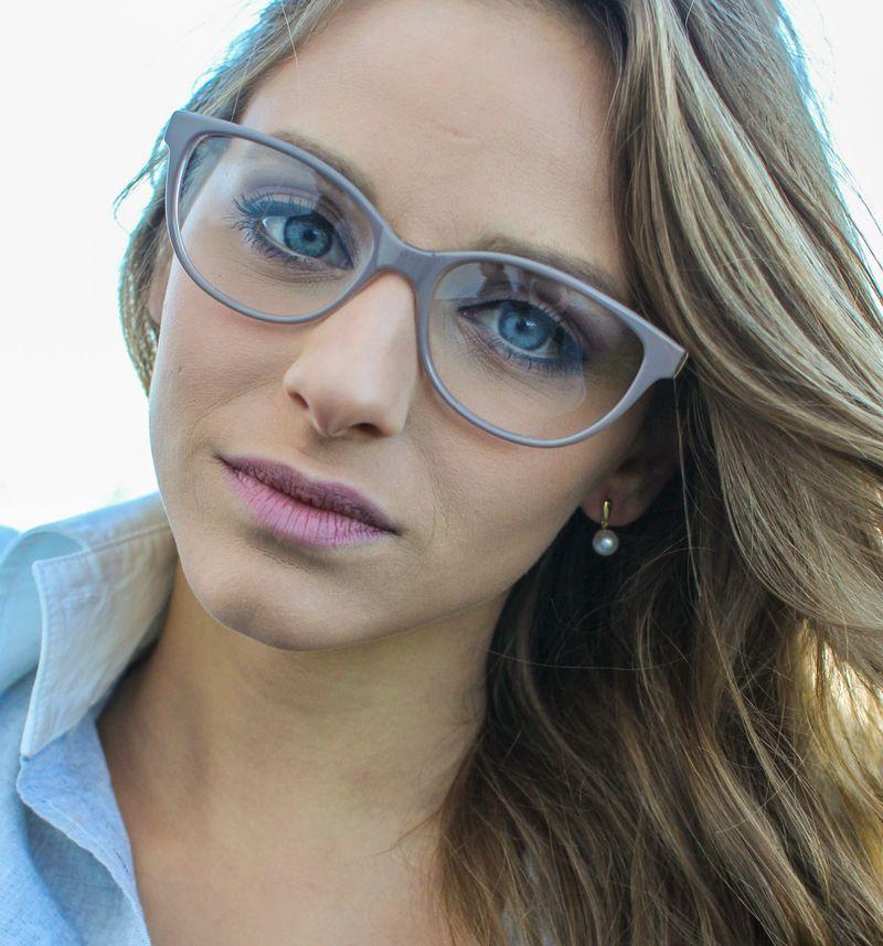 3d89a9154 Óculos de Grau Feminino Eye Line By Safira #Safira #ÉPraVocê #SafiraOnline  #ÓculosdeGrau