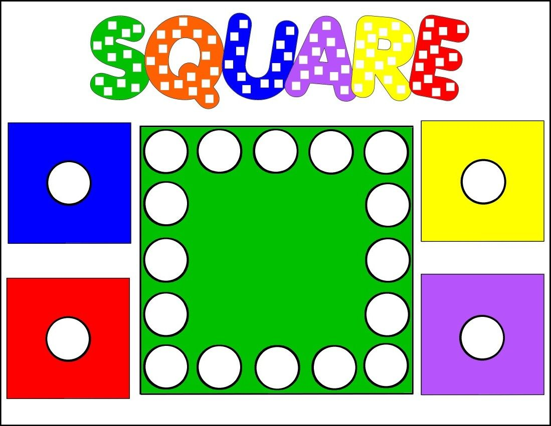 Square Dot Activity