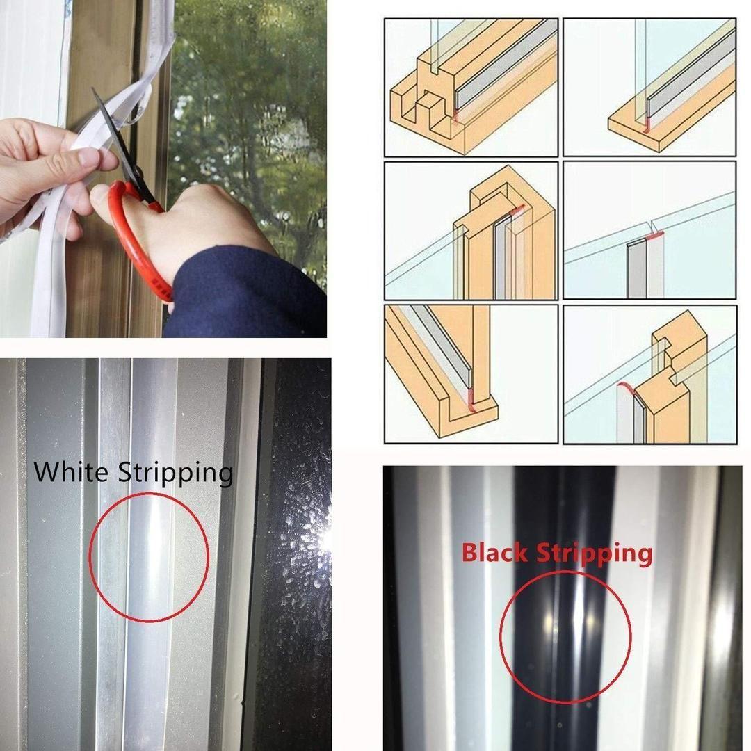 Weather Stripping Door Seal Strip 50 Off In 2020 Weather Stripping Door Weather Stripping Door Seals