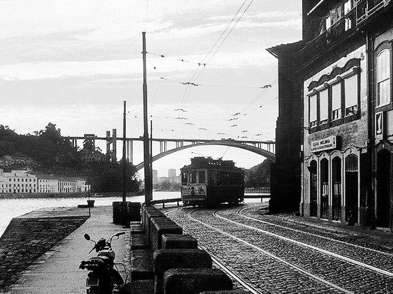 Cais das Pedras, Porto 1981