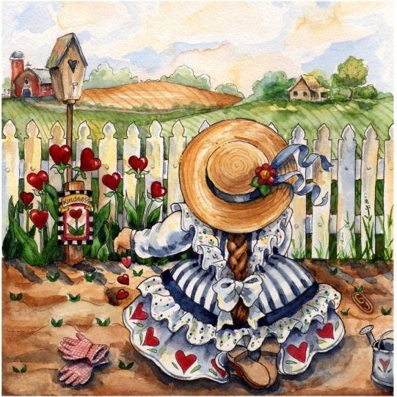 Country garden 2 - Somogyi Erika - Álbuns da web do Picasa