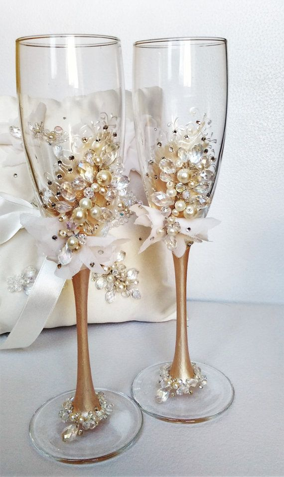 personalized wedding flutes wedding champagne glasses toasting flutes