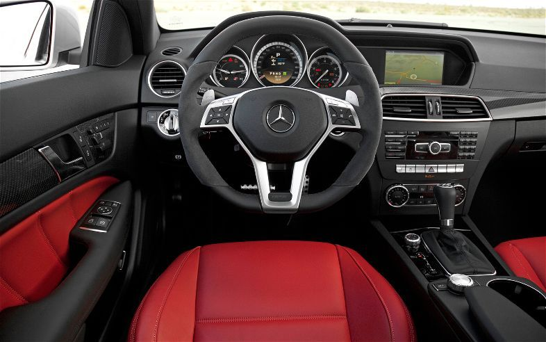 2011 Gray Mercedes E350 Coupe With Red And Black Interiors