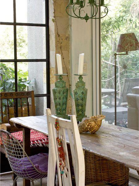 Interiores #123: Mil capas   Casa Chaucha