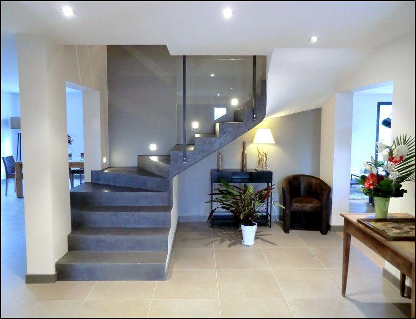 Extrêmement Habillage escalier béton sur mesure, marches, rampes d'escaliers  FI65