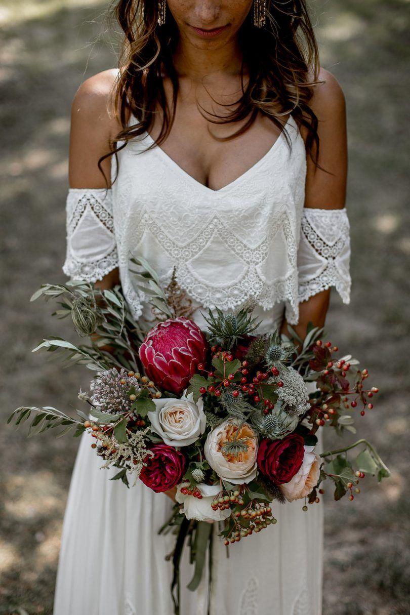 Un mariage bohème dans le sud de la France