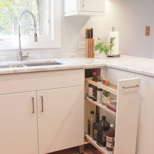 33 Attractive Small Kitchen Design Ideas In 2020 Budget Kitchen Solution Kitchen Design Small Modern Kitchen Design Kitchen Design