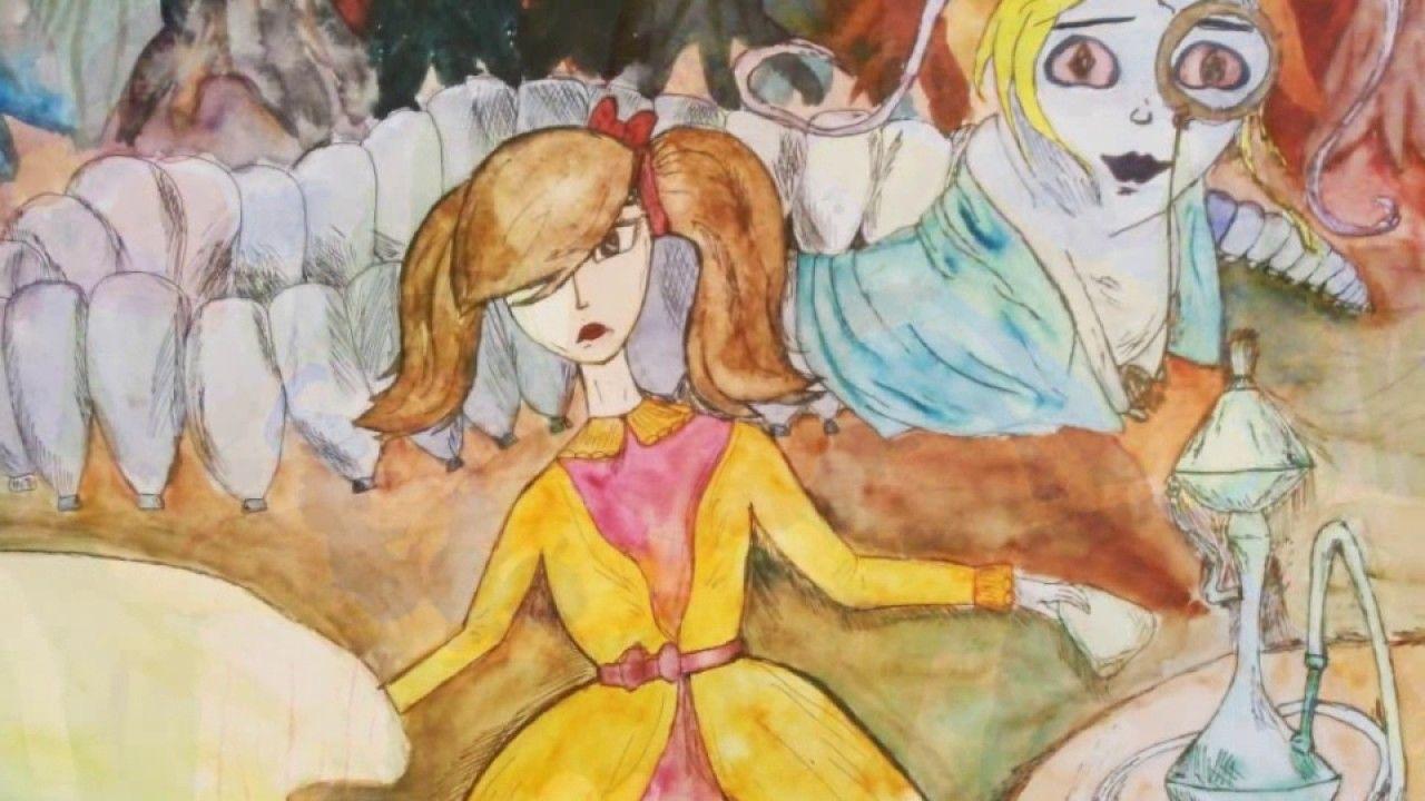 """""""Алиса в Стране чудес"""". 3/10 """"Гусеница"""" Музыка А ..."""