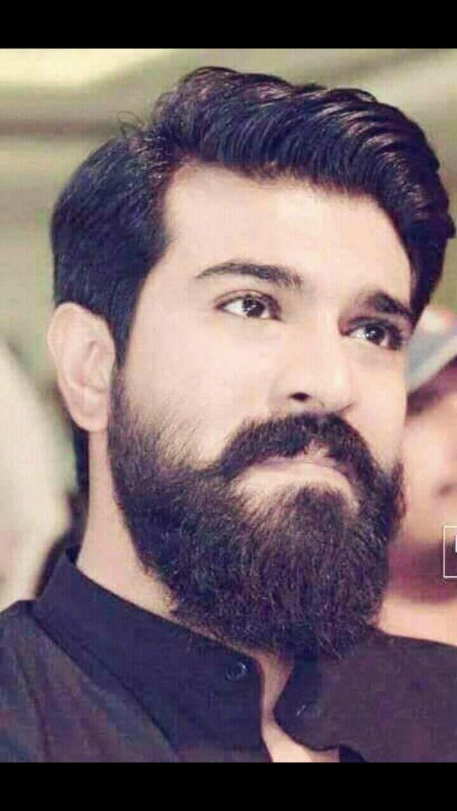 Ufffffff Ram Charan In 2019 Pinterest Badass Beard Short