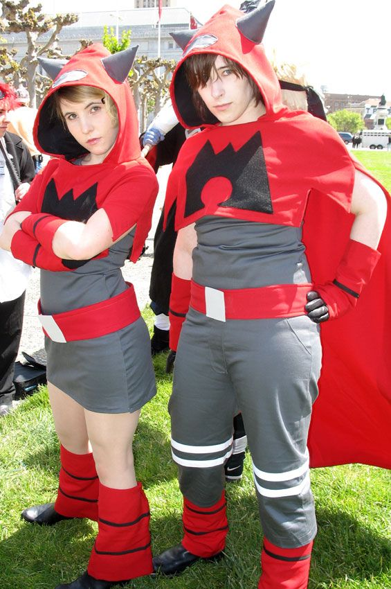 Team aqua grunt cosplay