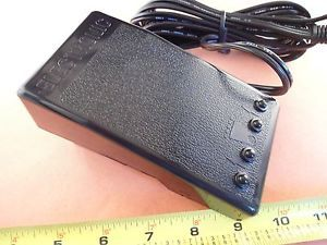 FOOT CONTROL PEDAL Juki MO103 MO104 MO134 MO623 MO654DE MO655 MO734DE MO735 134