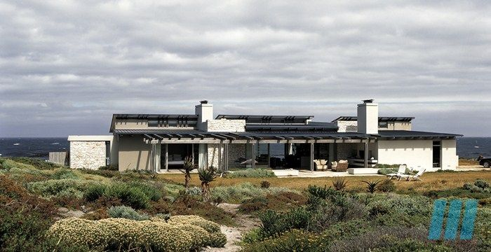 FutureSpaces - Sprecher - The owner's brief was to design a house inspired by its indigenous surroundings, which is part of the recently established Sea Farm Private Nature Reserve.