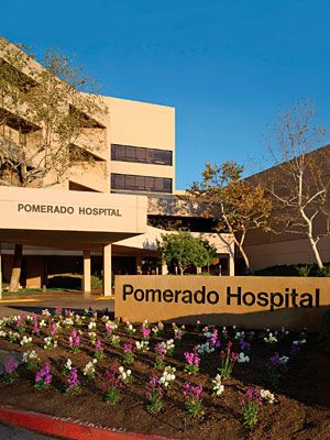 North San Diego Pomerado Hospital Palomar Health Hospital San Diego County San