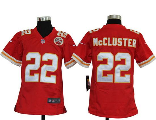 ce5c11ea54c8b ... nike chiefs 22 dexter mccluster red team color youth nfl game jersey