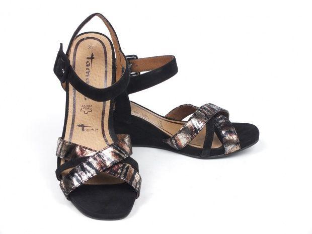 Tamaris 28301 Modne Sandaly R 37 Bucik 6027677093 Oficjalne Archiwum Allegro Shoes Sandals Fashion