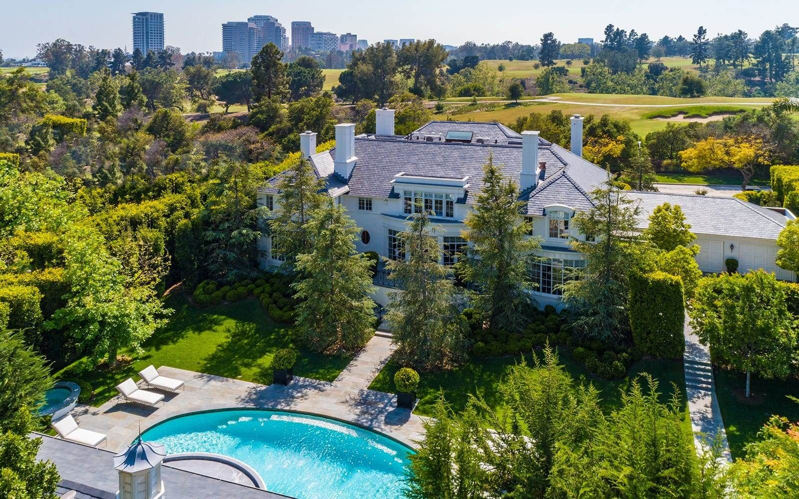 The Rutherford House: a luxury home for sale in Beverly ...