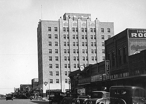 Hotel Clovis in Clovis, NM | Land of enchantment, New ...