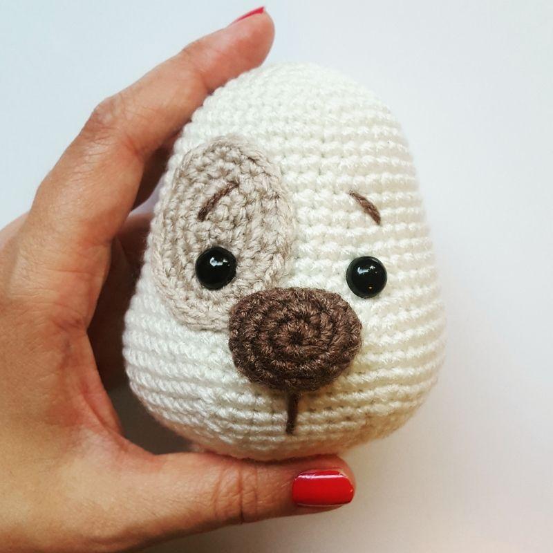 11 Amigurumi Dog Crochet Patterns – Cute Puppies in 2020 | Crochet ... | 800x800