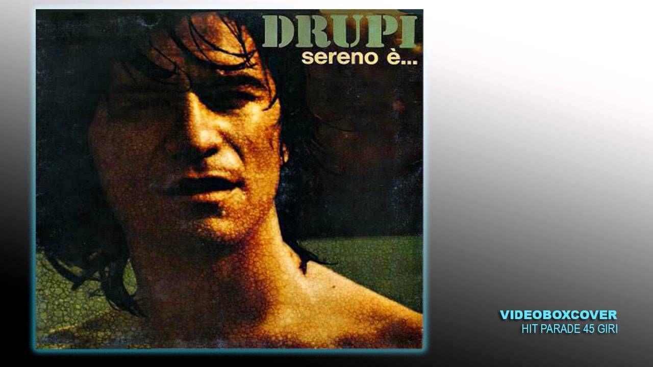 Drupi Sereno E Youtube My Music Music