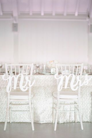 34 all white wedding decor ideas to inspire your big day: