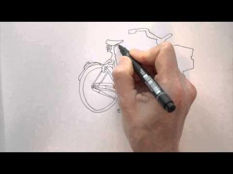 Pintar una bici