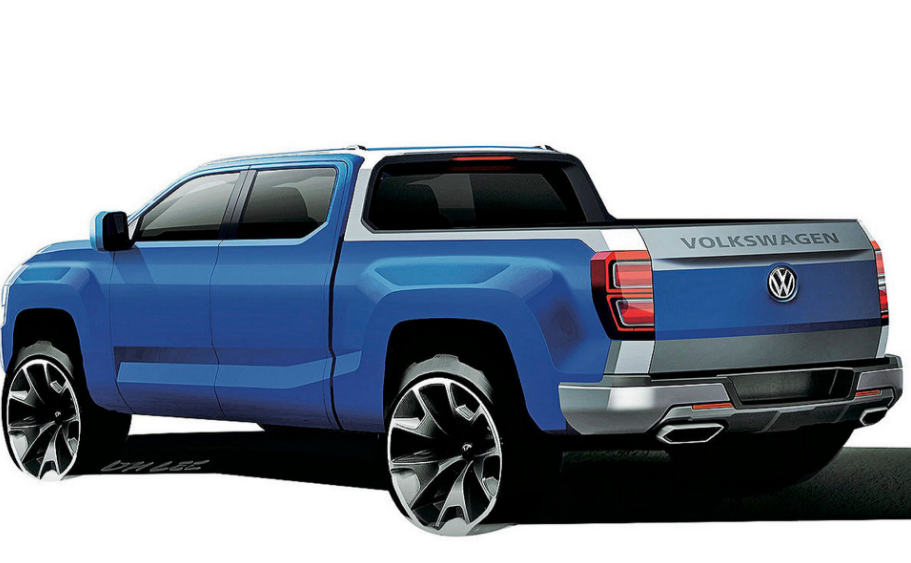 new 2019 volkswagen amarok is a vehicle that is similarly affordable with its opponents toyota. Black Bedroom Furniture Sets. Home Design Ideas