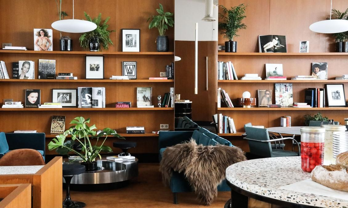 The Bureau Change your Way of Working Interior office