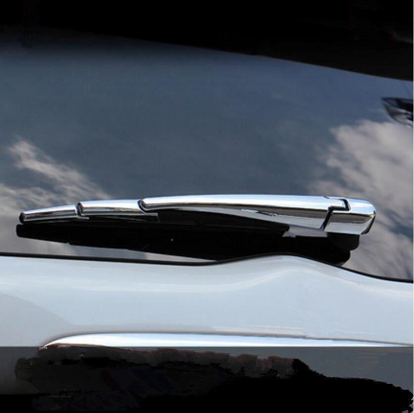 Car Styling Rear Window Wiper Cover Modify Trim Sticker Case For Mitsubishi Pajero Sport Montero Sport Mitsubishi Pajero Sport Mitsubishi Pajero Rear Window