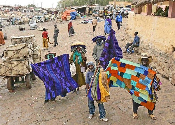 Mali: The people, the colours of their lives