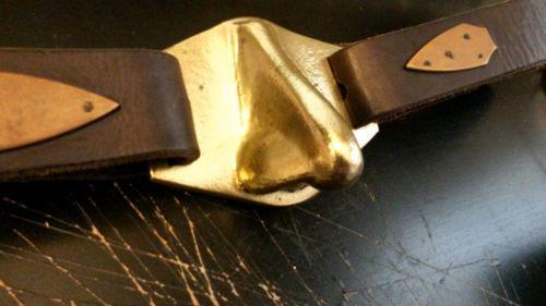 // nose belt