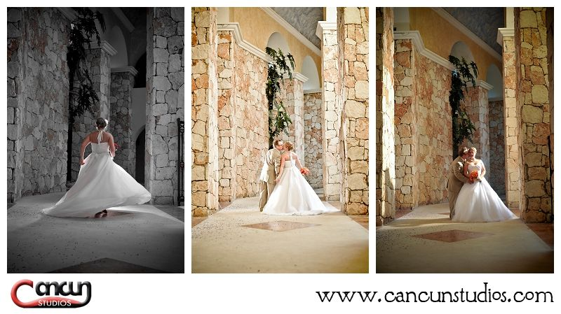 Occidental Grand Xcaret Wedding