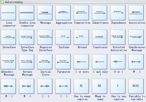Chen erd symbols 2 erd pinterest symbols and vector format chen erd symbols 2 ccuart Image collections