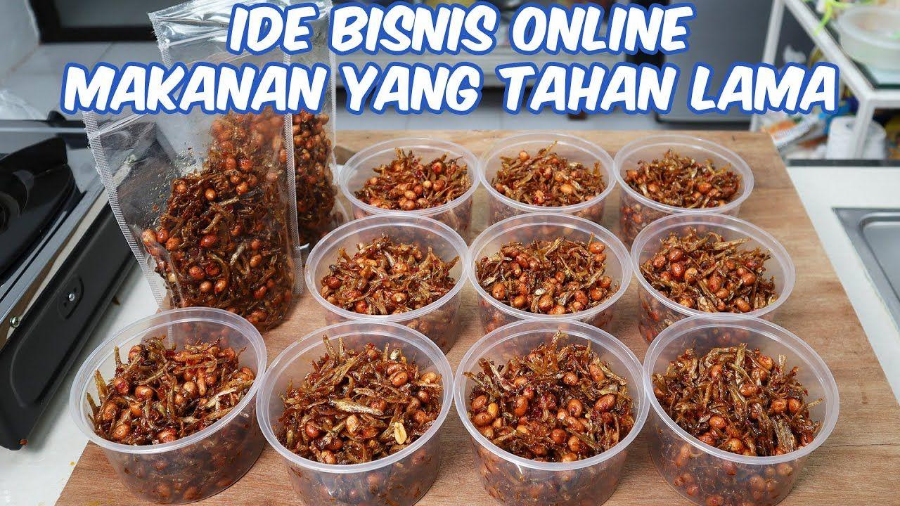 IDE BISNIS ONLINE | MAKANAN YANG TAHAN LAMA | TERI KACANG ...
