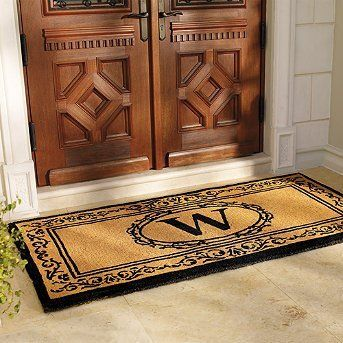 Inspirational Rubber Entry Door Mats