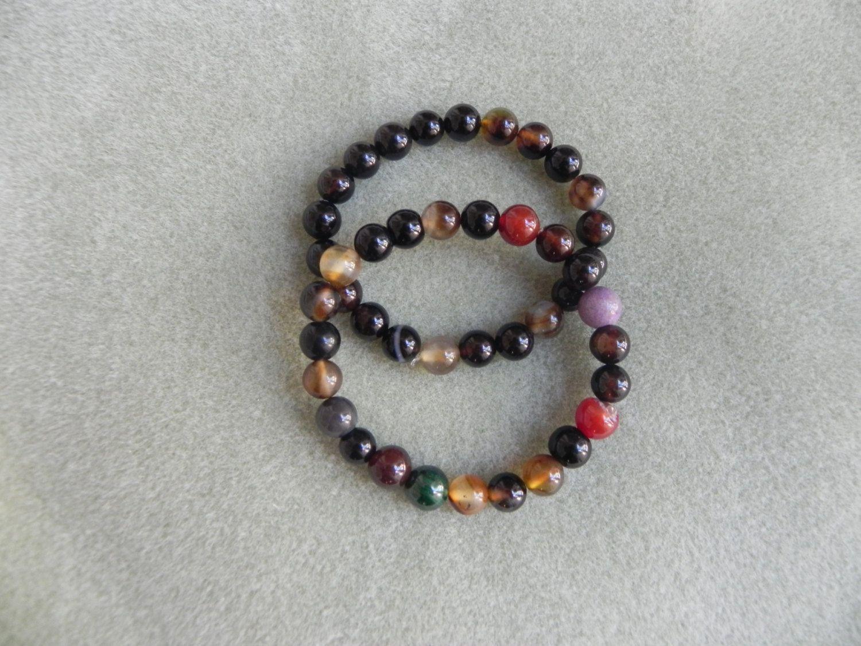 5e24e8571f0c Gemstone bracelets