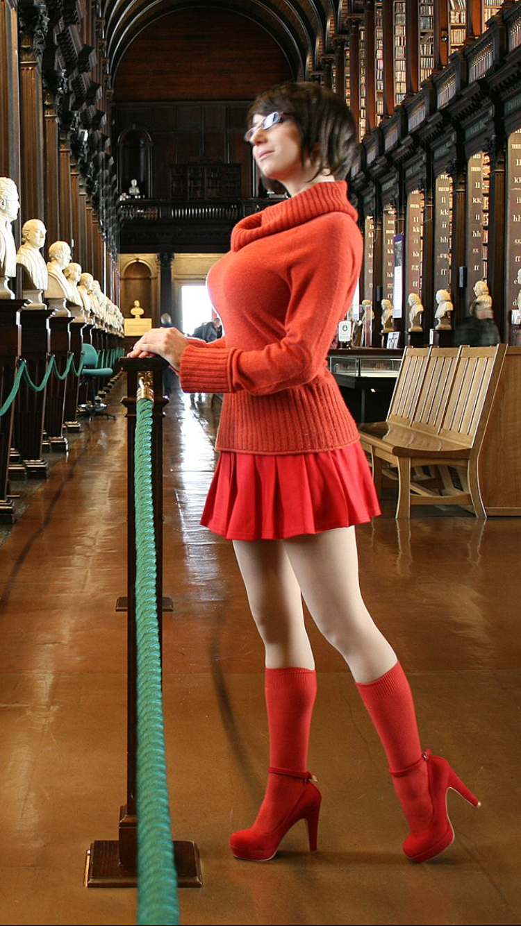 Riddle as velma scooby doo pinterest - Daphne dans scooby doo ...
