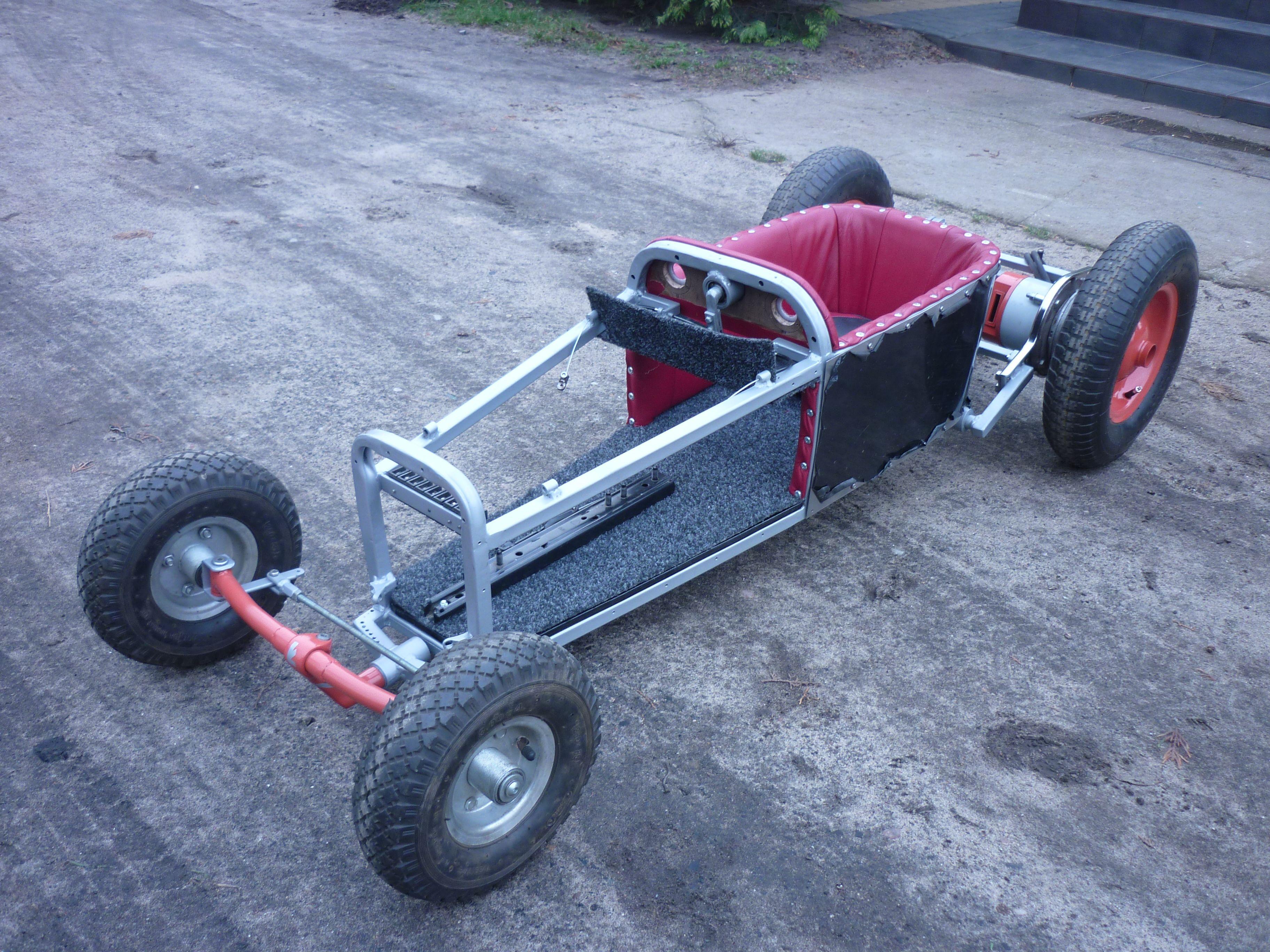 Diy Electrical Go Kart I Ve Made It For My Son Luke
