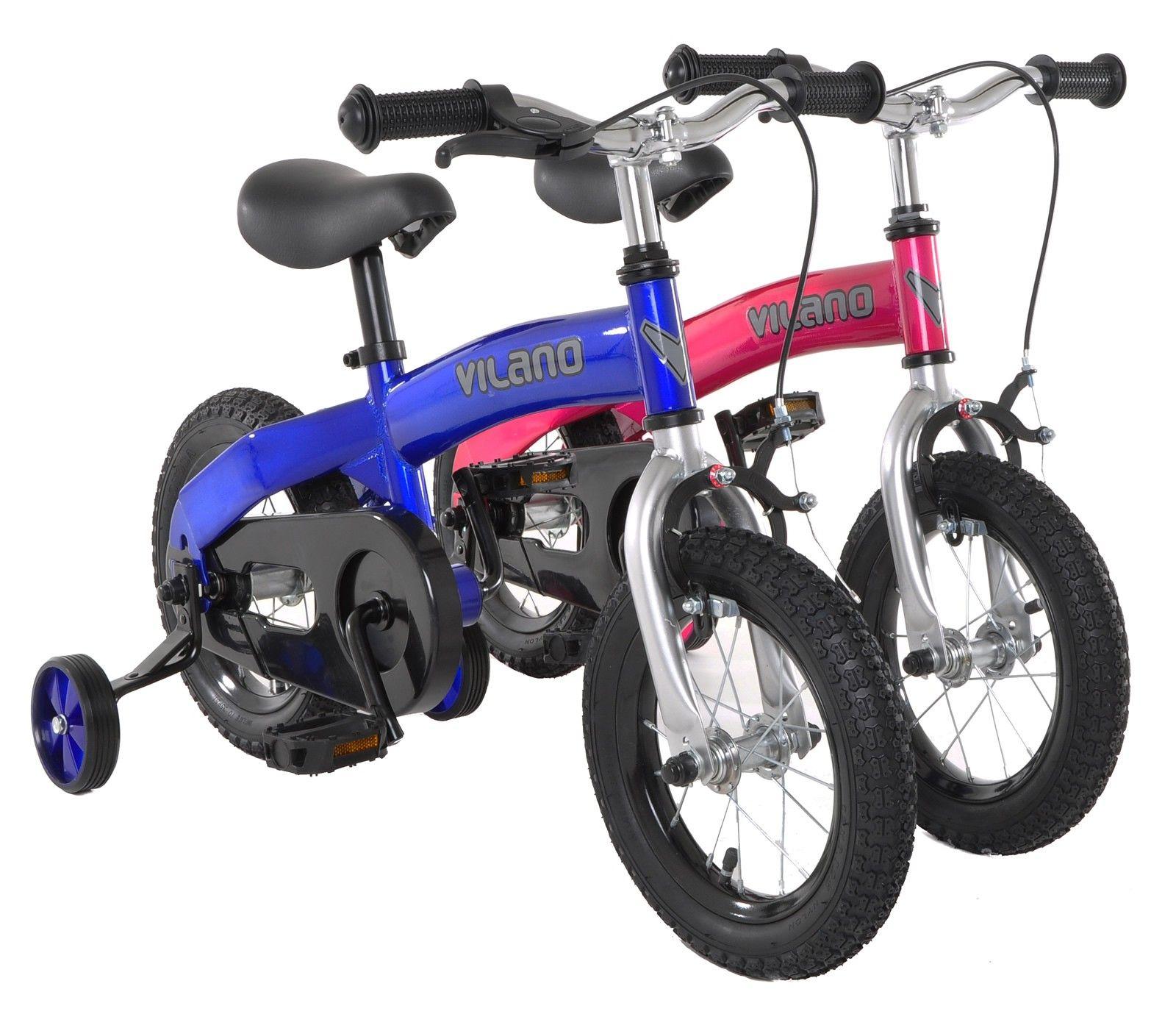 2 In 1 Balance Bike Kids Pedal Bicycle 12 Balance Bike