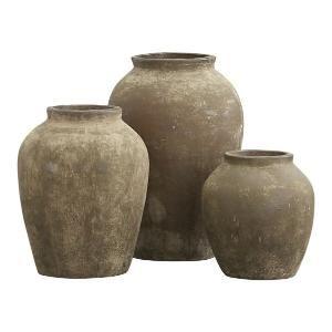 Medium Moss Olive Jar | Crate