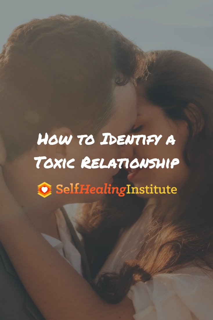 Identify Relationship A To How Toxic