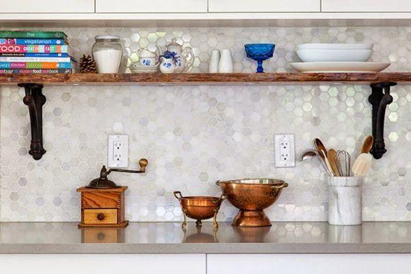 El antes y después de una cocina, ¡nos encanta!