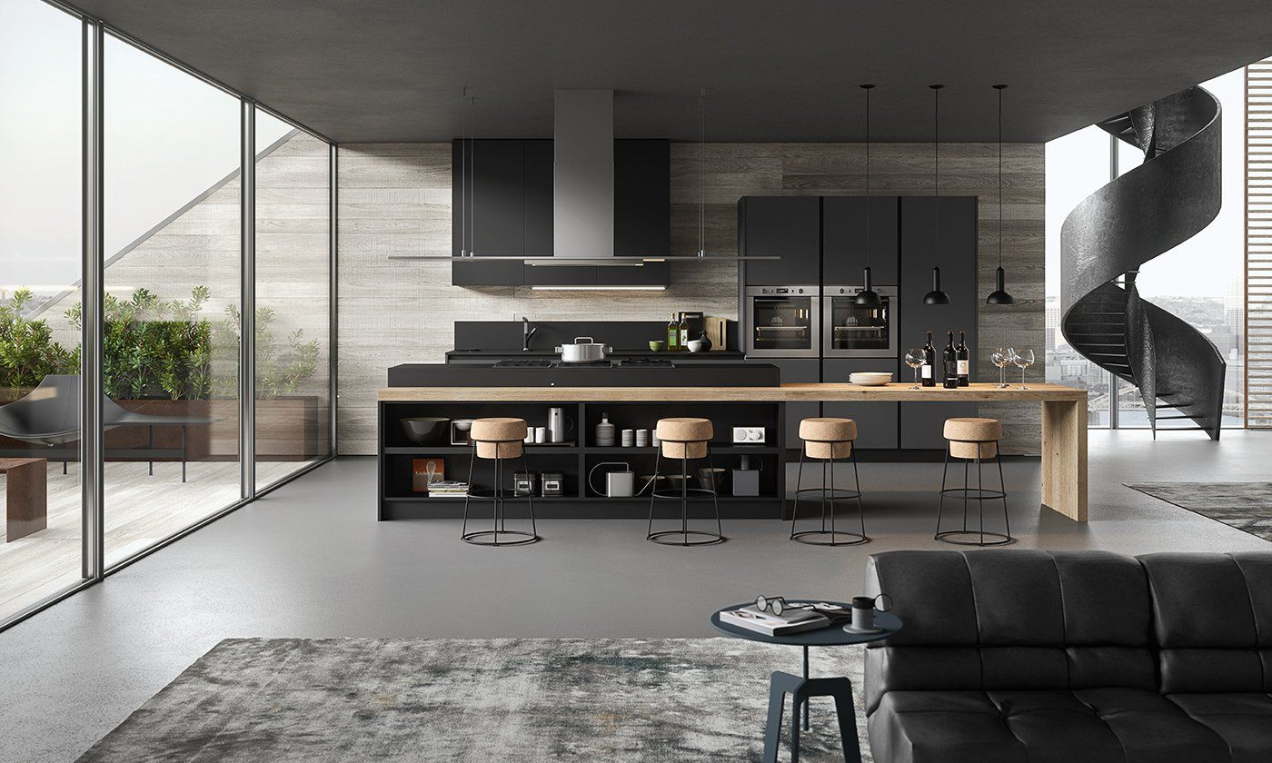 Pin by Silviana Badea on kitchen design in 2018 | Pinterest | Cucine ...