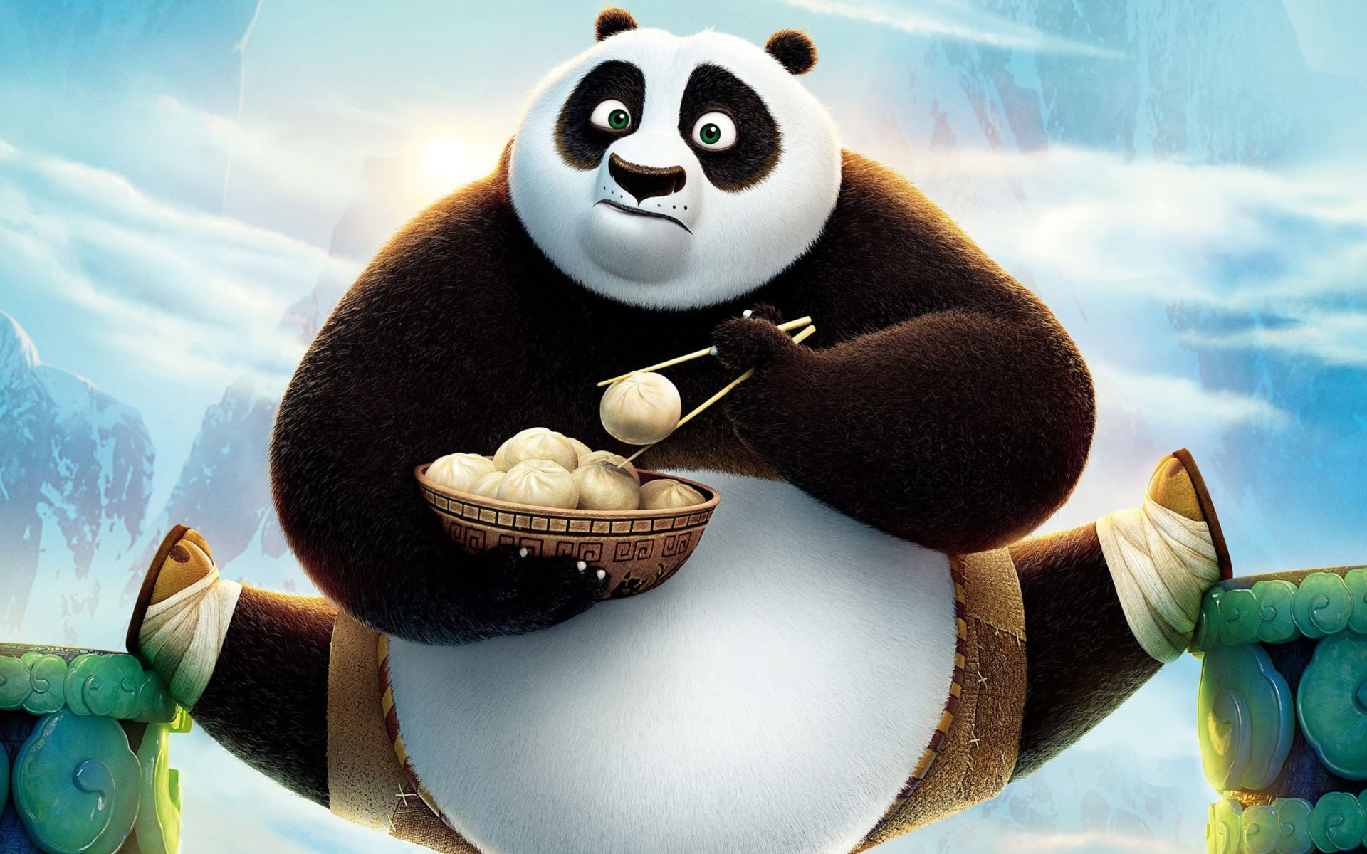 teaser kung fu panda movie k wallpaper free k wallpaper 1920×1200