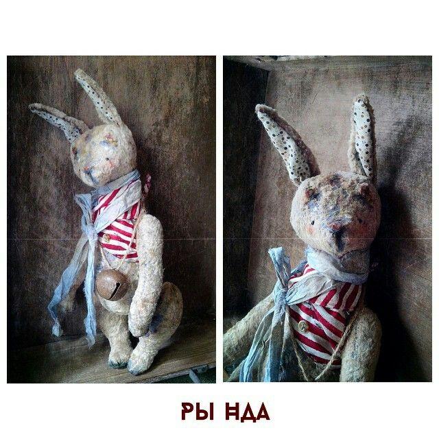 Rabbit by lrina shturkina and olga sezenkova