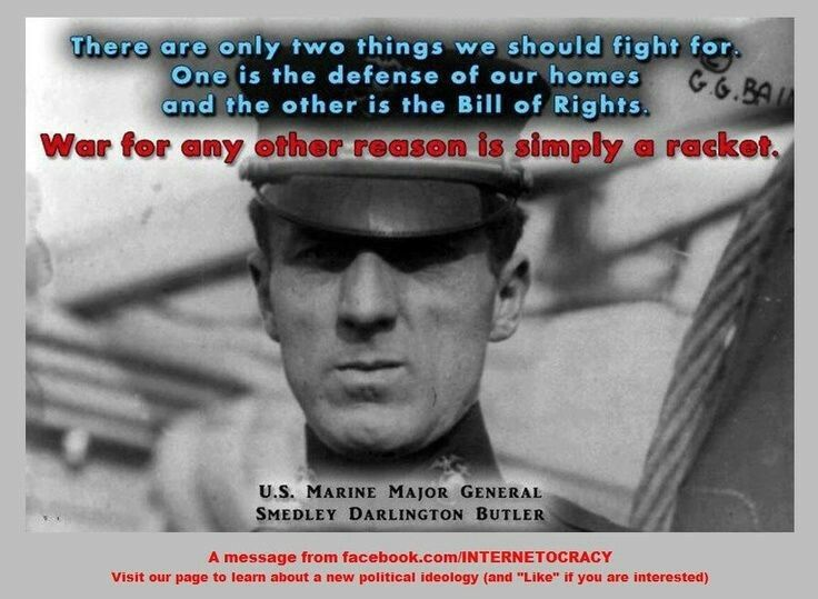 Quotes by Smedley Butler @ Like Success
