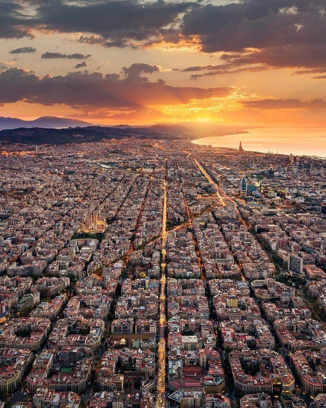 Pin Von Barbara Rathmanner Auf Arte Barcelona Spanien Barcelona Spanien