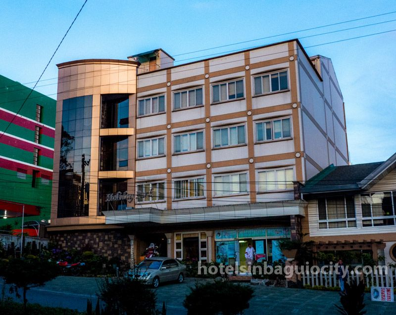 Holiday Park Hotel At Abanao Extension Baguio City Philippines