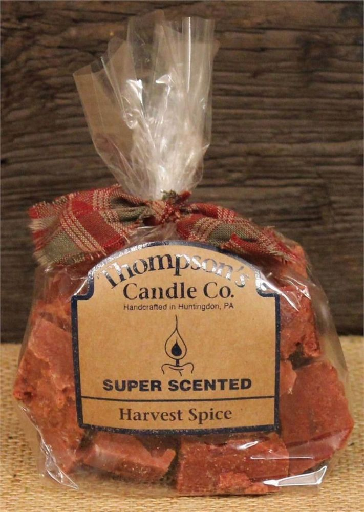 FREE SHIPPING Choose scent NEW Thompson/'s Candle Crumbles Candle Wax Tarts